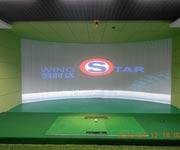 韩国原装进口wingStar2013全景式概念版环屏模拟高尔夫