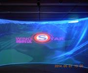 韩国原装进口wingStar2014全景式高清版